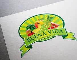 nº 86 pour Design a Logo for Buena Vida Fruits and Vegtables par rajibdebnath900