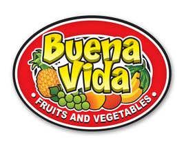 nº 60 pour Design a Logo for Buena Vida Fruits and Vegtables par printsource