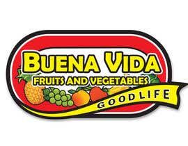 nº 71 pour Design a Logo for Buena Vida Fruits and Vegtables par printsource