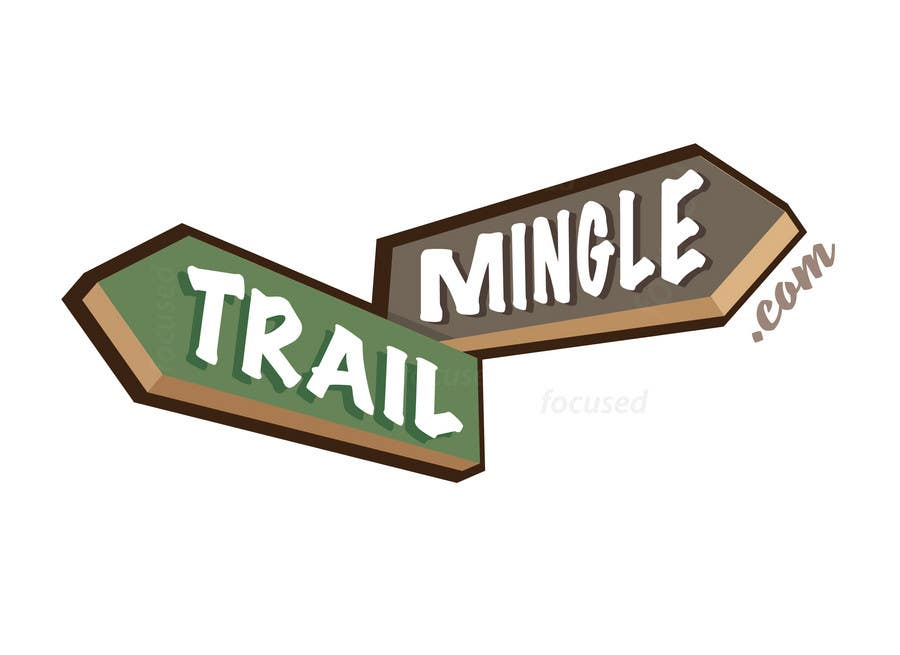 #22 for Trail Mingle Logo Design Contest by focused