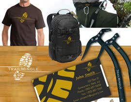 #103 para Trail Mingle Logo Design Contest por hatterwolf
