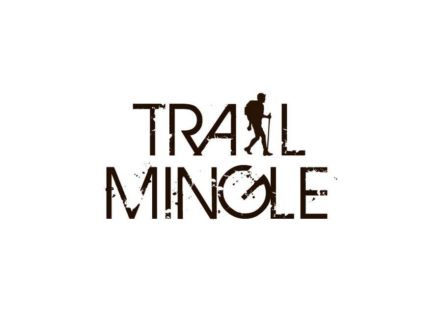 #61 for Trail Mingle Logo Design Contest by mega619