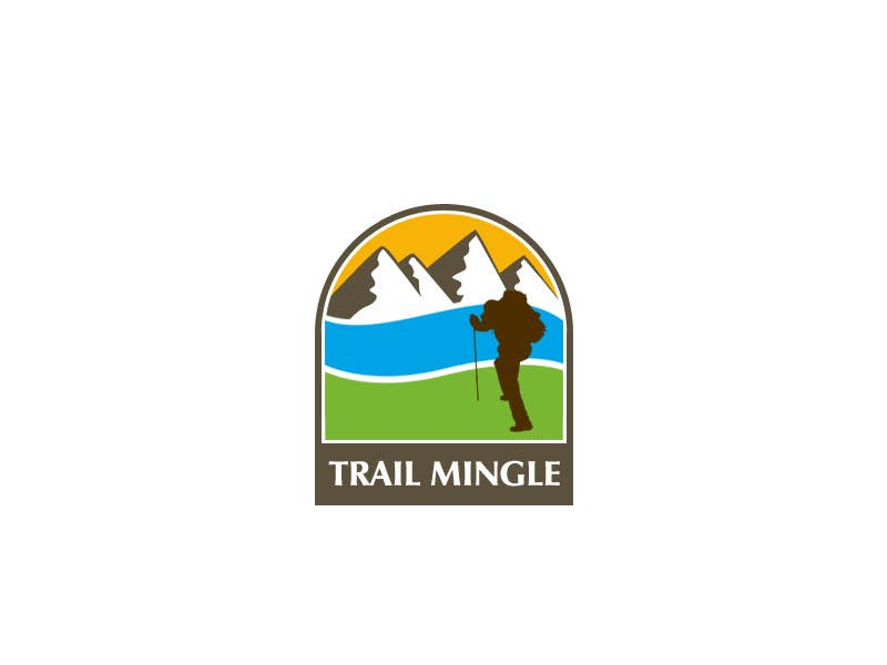 #71 for Trail Mingle Logo Design Contest by datagrabbers