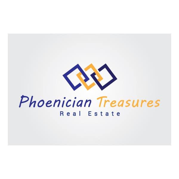 Real Estate Development Logo : Design a logo for phoenician treasures real estate