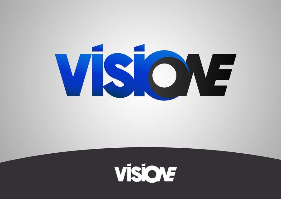"""Inscrição nº                                         2                                      do Concurso para                                         logo design for """"visione.co"""""""