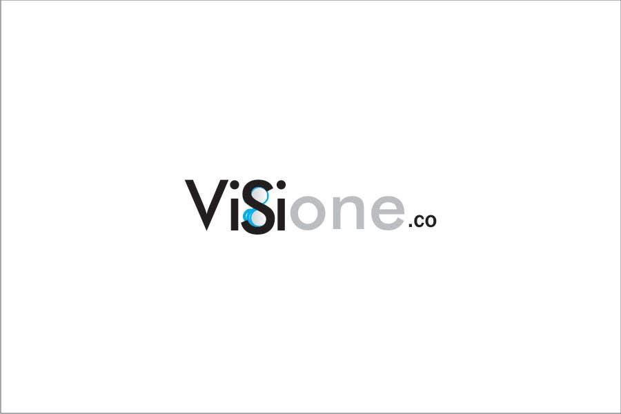 """Inscrição nº                                         226                                      do Concurso para                                         logo design for """"visione.co"""""""