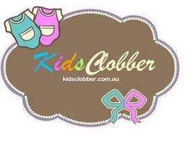 #110 para Design a logo for a website named kidsclobber.com.au por mhidayat91