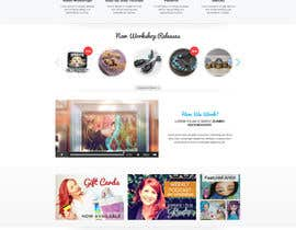 #46 para Home Page Design For www.iCreateFlix.com por axeemsharif