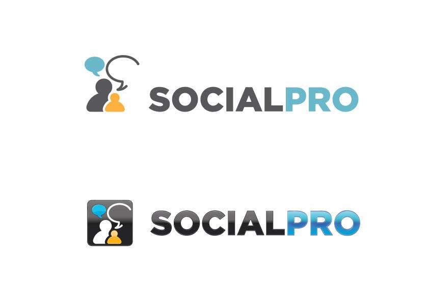 Contest Entry #49 for Logo Design for SOCIALPRO