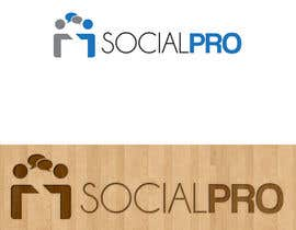 #133 for Logo Design for SOCIALPRO by bestidea1