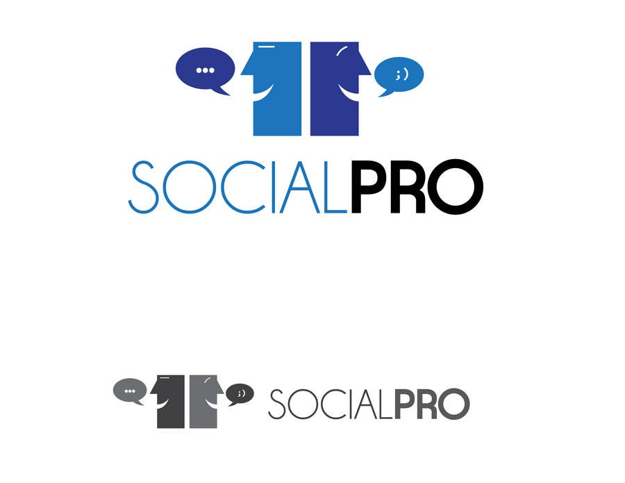 Penyertaan Peraduan #109 untuk Logo Design for SOCIALPRO