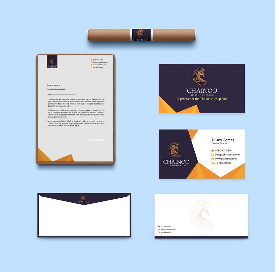 Entry #15 by Lastpixel for Letterhead, business card and envelopes ...