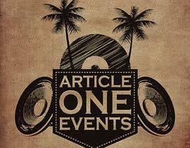 #105 for Design a Logo for 'Article One Events' af hazeemmuhammed