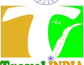 Nro 23 kilpailuun Design a Logo for Travel India käyttäjältä toushan
