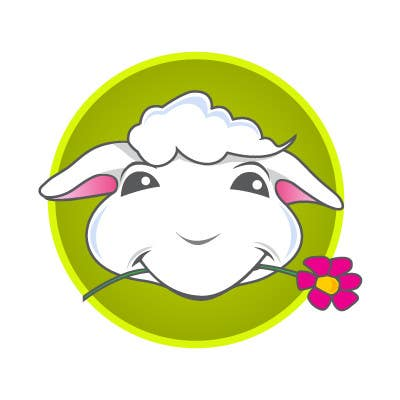 Contest Entry #                                        8                                      for                                         Mascot for Website - A Sheep