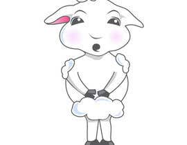 #14 untuk Mascot for Website - A Sheep oleh yourdesigns