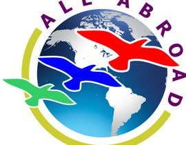 #87 para Logo Design for All Abroad de mrinmoyghosh