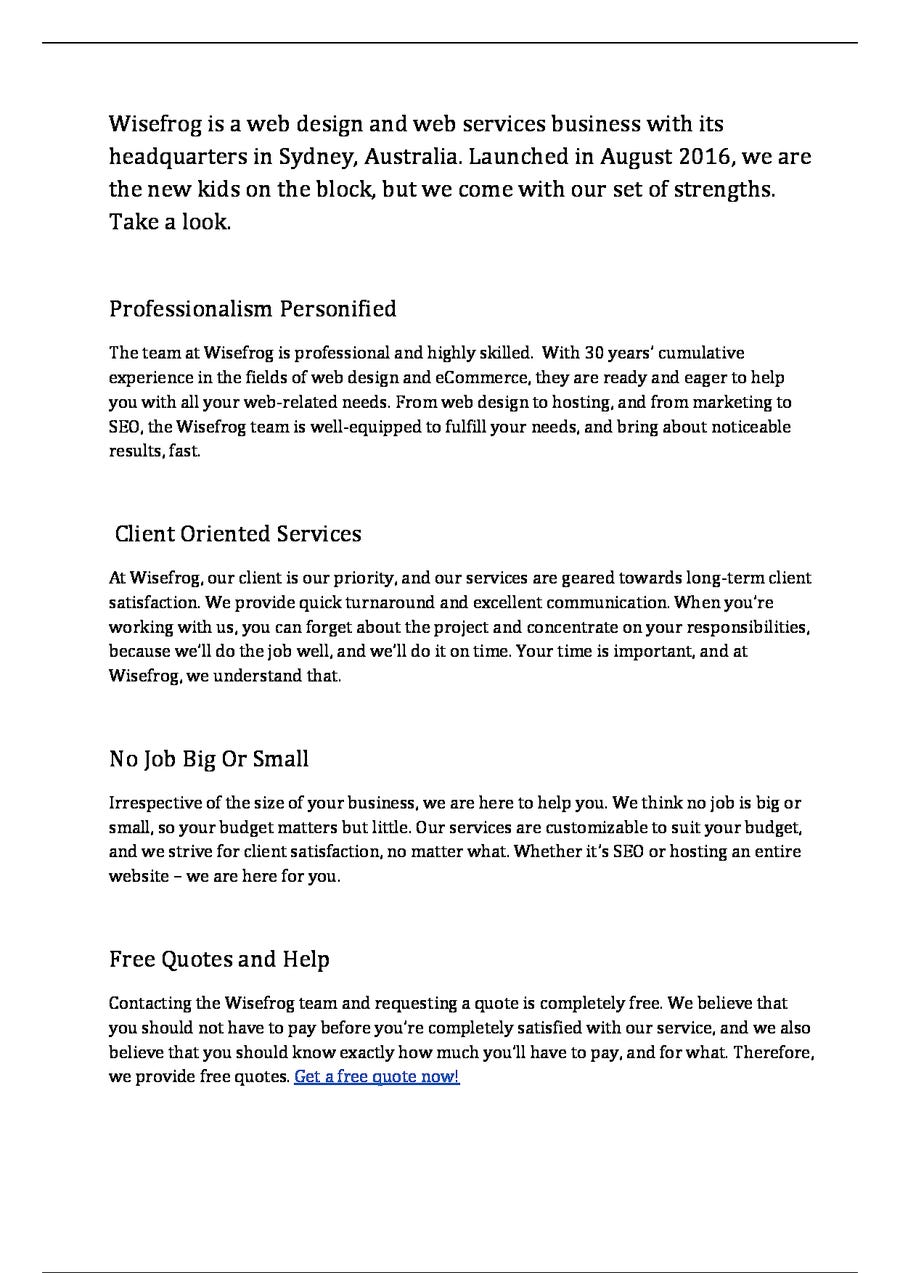 Entry 9 By Priya96411 For Content Writing For Web Design Business Freelancer