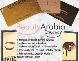 Nro 5 kilpailuun Design a give away Advertisement makeup käyttäjältä VirtuosoElite