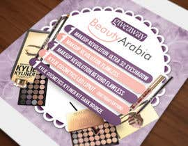 Nro 38 kilpailuun Design a give away Advertisement makeup käyttäjältä mohamedgamalvw