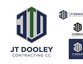 #149 untuk Design a Logo for JT Dooley Contracting oleh fbrand75