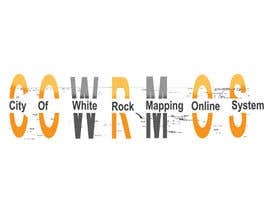 #3 for Logo Design for City of White Rock's GIS Online Mapping System af caveking84