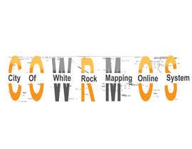 #2 for Logo Design for City of White Rock's GIS Online Mapping System af caveking84