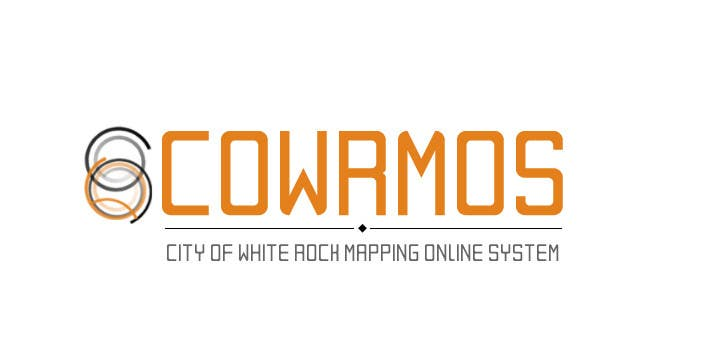 Penyertaan Peraduan #                                        57                                      untuk                                         Logo Design for City of White Rock's GIS Online Mapping System