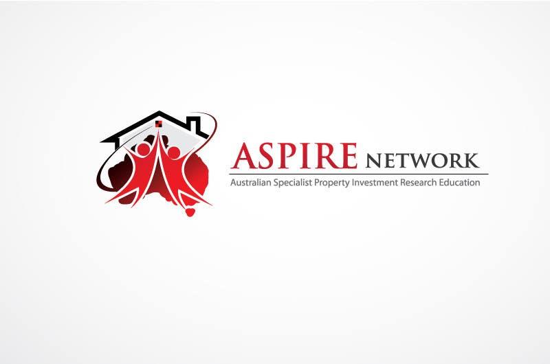 #278 for Logo Design for ASPIRE Network by Ojiek
