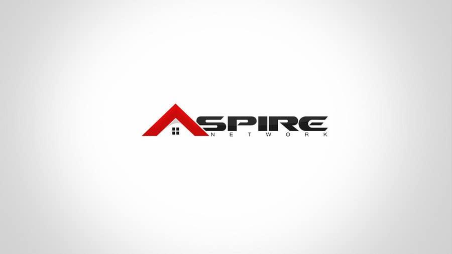 Penyertaan Peraduan #532 untuk Logo Design for ASPIRE Network