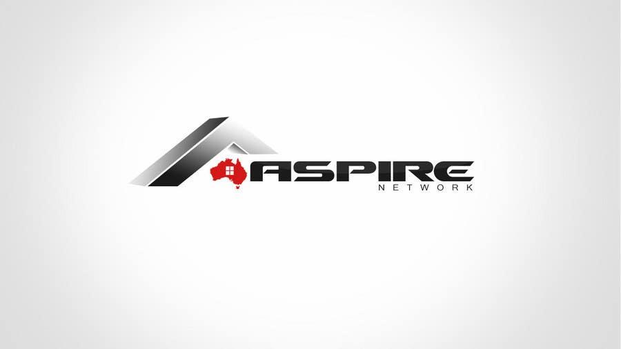 Penyertaan Peraduan #530 untuk Logo Design for ASPIRE Network