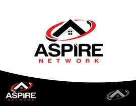 #212 for Logo Design for ASPIRE Network by SUBHODIP02