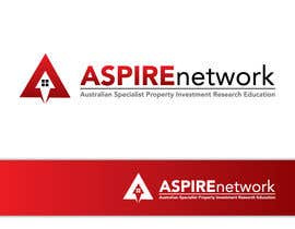nº 105 pour Logo Design for ASPIRE Network par foxxed