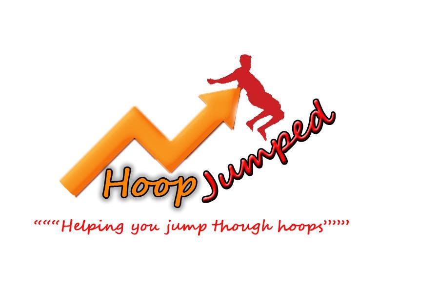 Participación en el concurso Nro.12 para Logo Design for Hoop Jumped