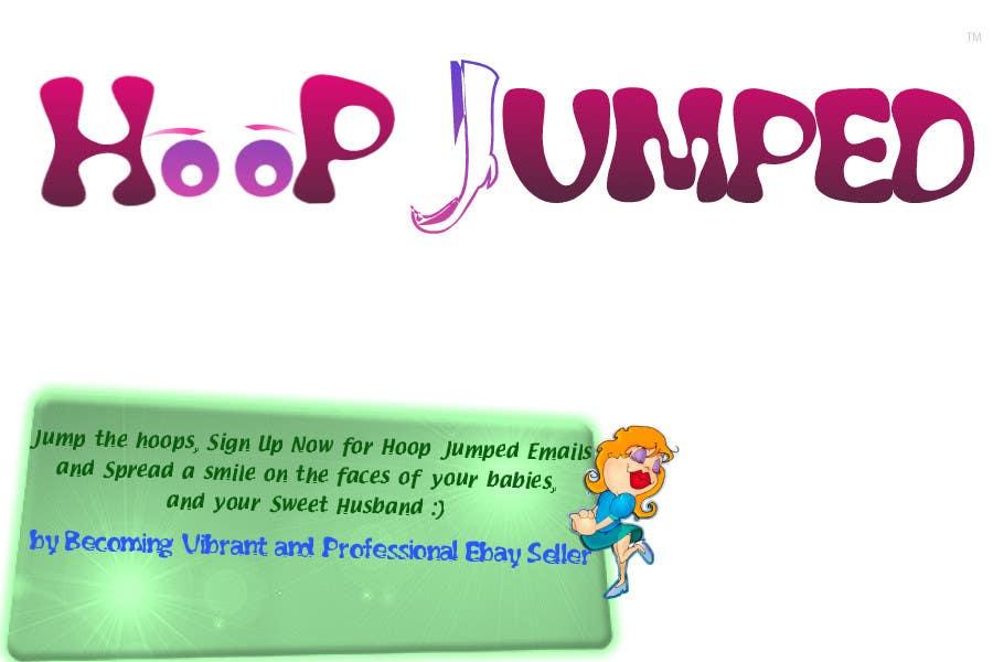 Participación en el concurso Nro.43 para Logo Design for Hoop Jumped
