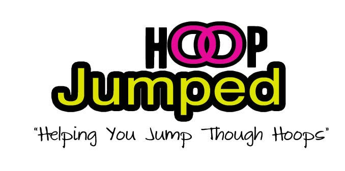 Contest Entry #                                        2                                      for                                         Logo Design for Hoop Jumped
