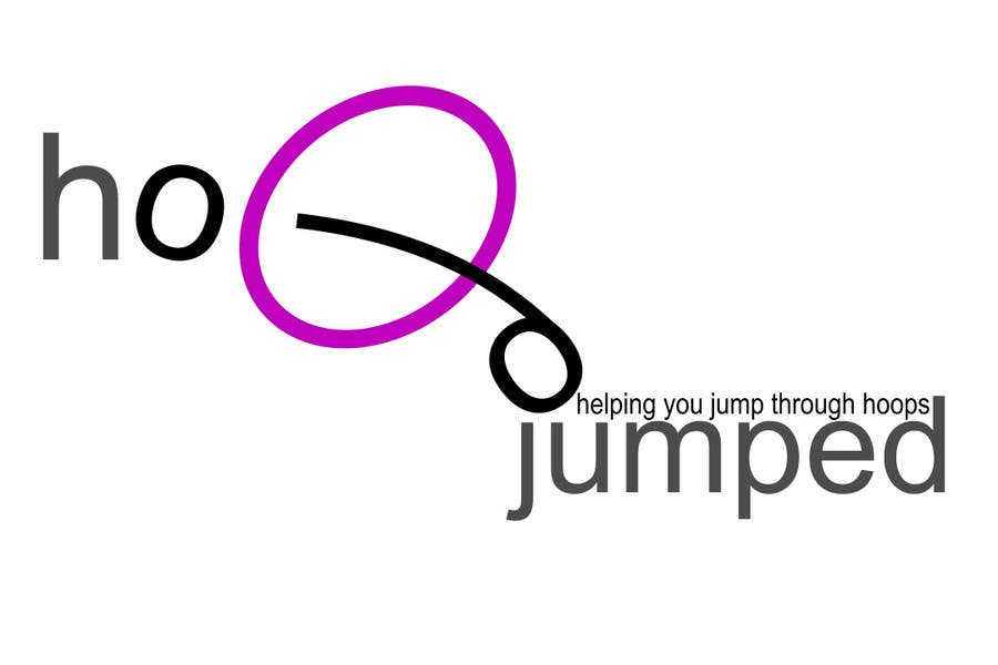 Contest Entry #                                        20                                      for                                         Logo Design for Hoop Jumped