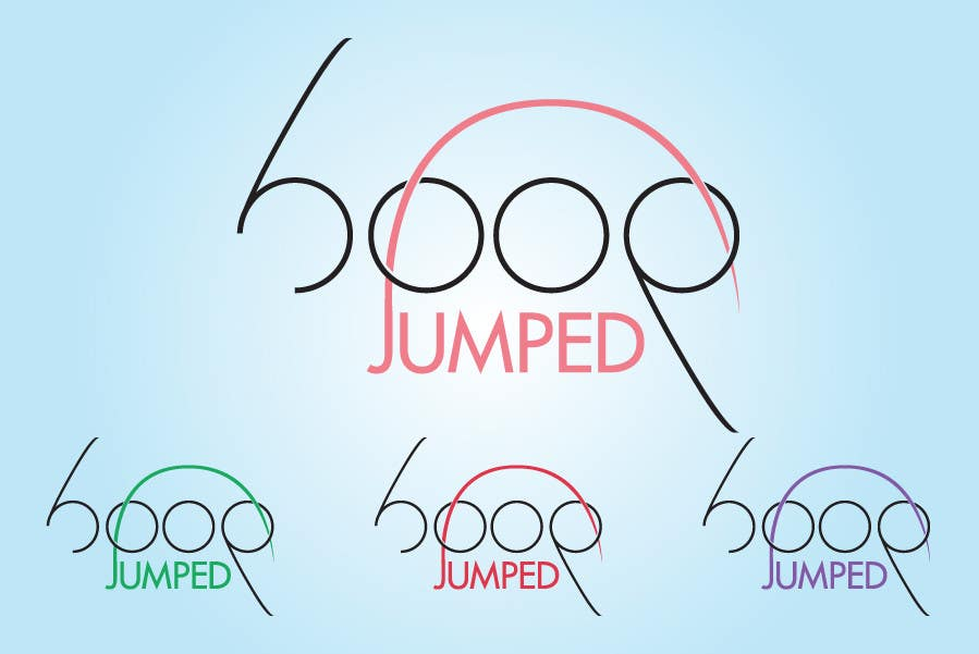 Participación en el concurso Nro.51 para Logo Design for Hoop Jumped