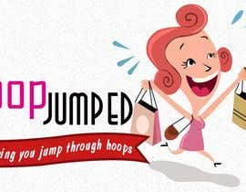 #139 za Logo Design for Hoop Jumped od netdevbiz