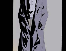 #6 untuk Horror Noir Detective Illustration oleh alejoriad