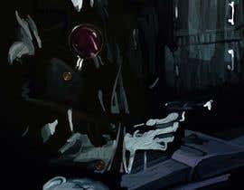 #43 untuk Horror Noir Detective Illustration oleh Palewind