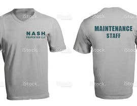 Nro 2 kilpailuun Design a T-Shirt for Apartment Maintenance Staff käyttäjältä derek001