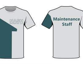 Nro 13 kilpailuun Design a T-Shirt for Apartment Maintenance Staff käyttäjältä carolinasantos93