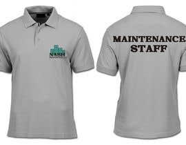Nro 10 kilpailuun Design a T-Shirt for Apartment Maintenance Staff käyttäjältä asuragod