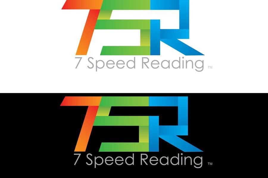Inscrição nº                                         121                                      do Concurso para                                         Logo Design for 7speedreading.com