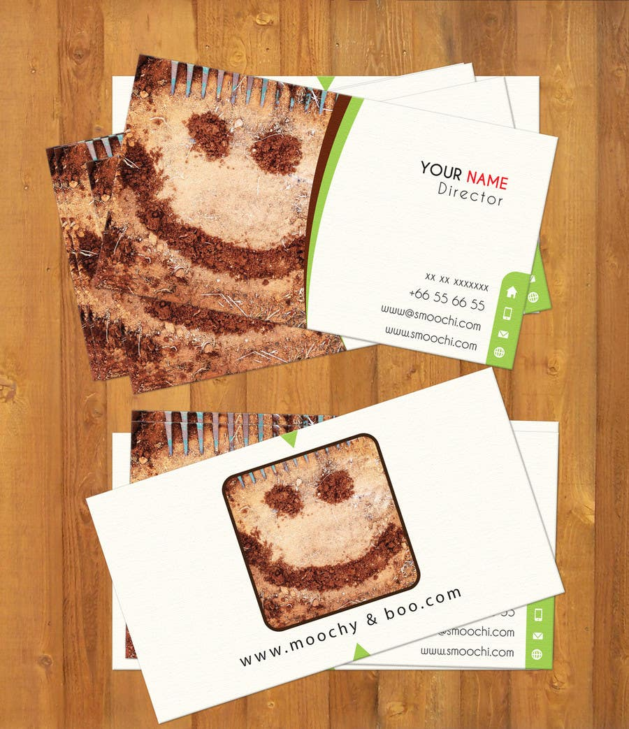 Entry 26 by youart2012 for design some business cards for smoochy contest entry 26 for design some business cards for smoochy boo magicingreecefo Gallery