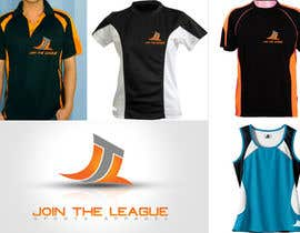 #88 para Logo Design for Join The League por rogeliobello