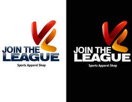 #238 para Logo Design for Join The League por praxlab