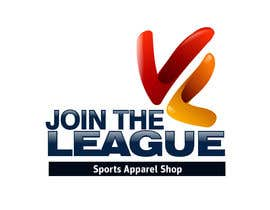 #203 untuk Logo Design for Join The League oleh praxlab