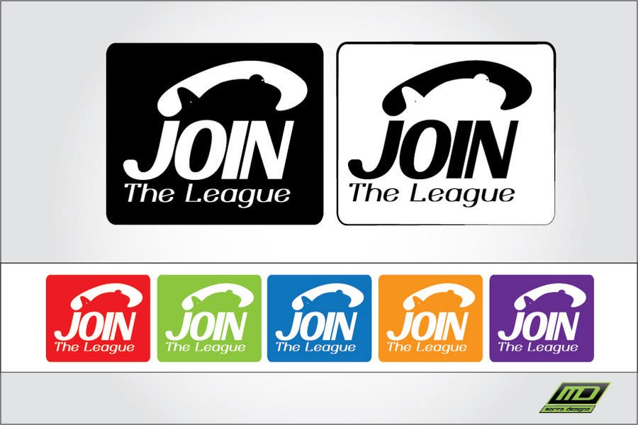 Contest Entry #                                        214                                      for                                         Logo Design for Join The League